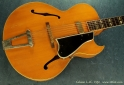 Gibson L-4C, 1952 top