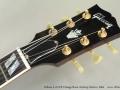 Gibson L-4 CES Vintage Burst Archtop Electric, 2004 Head Front