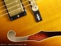 Gibson L5 CES Sunburst 2006 label