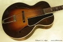 Gibson L-7 Archtop, 1934 top