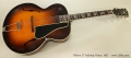 Gibson L7 Archtop Guitar, 1937 Full Front View