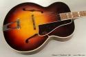 Gibson L7 Archtop Sunburst 1941 top