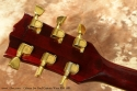 Gibson Les Paul Custom Wine Red 1981 head rear