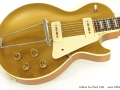 Gibson Les Paul Gold Top 1952 top