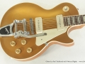 Gibson Les Paul Traditional with P-90s and Bigsby top