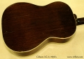 Gibson LG-2 1950\'s back