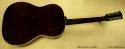 Gibson LG-2 1950\'s full rear