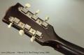 Gibson LG-2 Steel String Guitar, 1960 Head Rear View