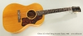 Gibson LG-3 Steel String Acoustic Guitar, 1956 Full Front View