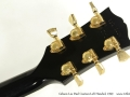 Gibson Les Paul Custom Left Handed 1999 head rear