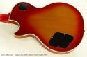 Gibson Les Paul Custom Cherry Burst 1977 back