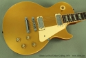 Gibson Les Paul Deluxe Goldtop 1979 top
