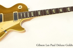 Gibson Les Paul Deluxe Goldtop, 1969 Full Front View