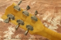 Gibson Les Paul Deluxe Gold Top with Bigsby 1978 head rear view