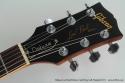 Gibson Les Paul Deluxe Gold Top Left Hand 1972 head front