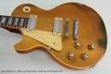 Gibson Les Paul Deluxe Gold Top Left Hand 1972 top 2