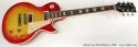 Gibson Les Paul Deluxe Sunburst 1978 full front view