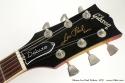 Gibson Les Paul Deluxe Sunburst 1978 head front
