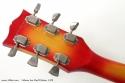 Gibson Les Paul Deluxe Sunburst 1978 head rear