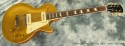 Gibson Les Paul Gold Top 1953 full front view