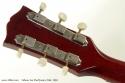 Gibson Les Paul Junior Cherry Red 1959 head rear