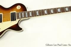 Gibson Les Paul Less+ Sunburst, 2015  Full Front View