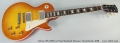 Gibson R8 1958 Les Paul Standard Reissue, Chambered, 2008 Full Front View