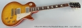 Gibson R9 1959 Les Paul Standard Reissue, 2010 Full Front View