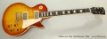 Gibson Les Paul 1959 Reissue, 1999 Full Front View
