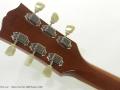 Gibson Les Paul 1959 Reissue 2005 head rear