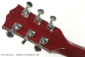 Gibson Les Paul Special Wine Red 1991 head rear