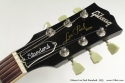 Gibson Les Paul Standard Black 1995  head front view