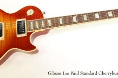 Gibson Les Paul Standard Cherryburst, 2009 Full Front View