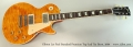Gibson Les Paul Standard Premium Top Iced Tea Burst, 2004 Full Front View