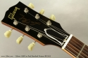 Gibson 1958 Les Paul Standard Reissue R8 2012 head drivers side