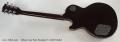 Gibson Les Paul Standard T, 2016 Model Full Rear View