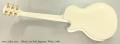 Gibson Les Paul Supreme, White, 2005 Full Rear View