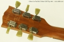 Gibson Les Paul 1960s Tribute Gold Top 2010 head rear