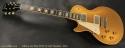 Gibson Les Paul VOS 1957 Gold Top Left Handed full front view
