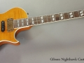 Gibson Nighthawk Custom, 1997 Full Front View