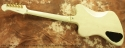 Gibson Custom Shop Non Reverse Firebird TV White 2008  full rear view