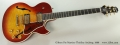 Gibson Pat Martino Thinline Archtop, 1999 Full Front View