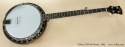 Gibson RB-100 Banjo 1965 full front view