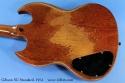 Gibson SG Standard 1974  back