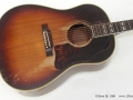 Gibson SJ Acoustic 1956 top