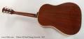 Gibson SJ Steel String Acoustic, 1957 Full Rear View