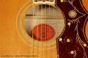 Gibson SJ 200 Standard 2003 label