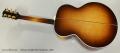 Gibson SJ-200 Elite Sunburst Steel String Acoustic, 2007 Full Rear View