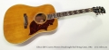 Gibson SJN Country Western Dreadnought Steel String Guitar, 1964 Full Front View