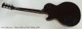Gibson Slash Les Paul Goldtop, 2008 Full Rear View